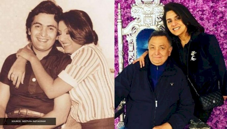 One month after Rishi Kapoor's death, wife Neetu Kapoor remembers him with a classic song!