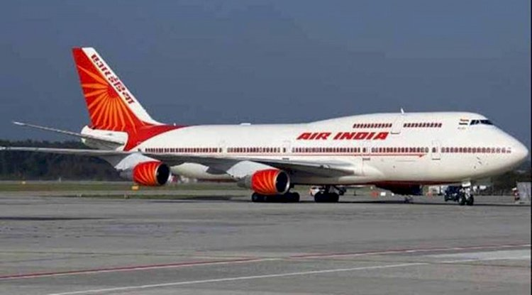 Moscow-bound Air India jet returns to Delhi mid-flight after pilot tests positive