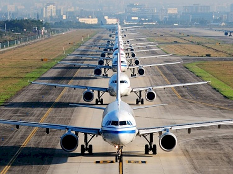 Keep middle seats vacant or provide safety kit to passengers, DGCA to airlines