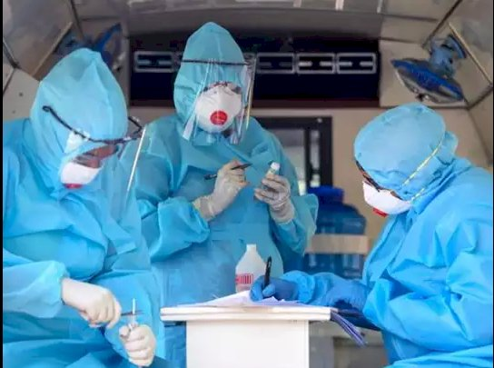 Another single-day jump in Covid-19 cases with 8,909 new infections; India's tally at 2.07 lakh