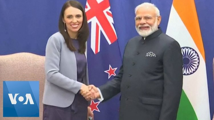India and New Zealand: Two tales of Covid-19 with similar lockdown script