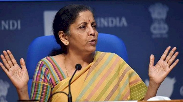 FM Sitharaman asks banks to consider lowering interest rates: Report