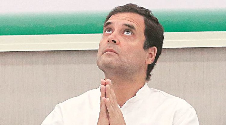 Insanity is doing same thing, expecting new results: Rahul Gandhi's dig at lockdown impact on Covid cases