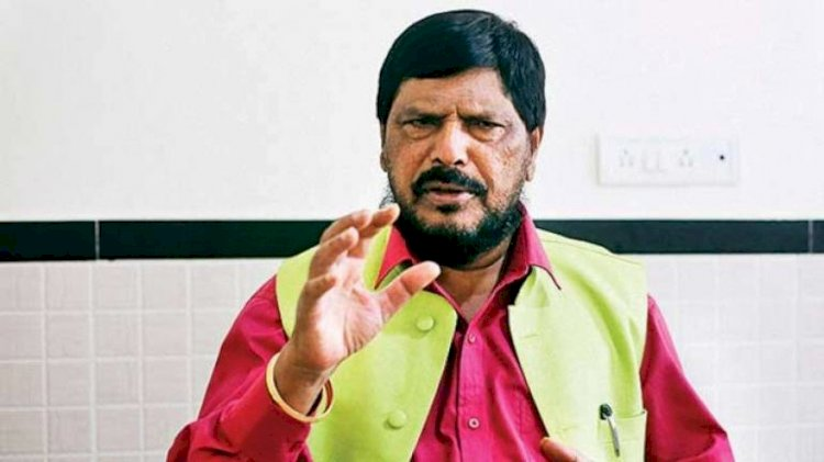 Ban restaurants selling Chinese food in India: Union minister Ramdas Athawale