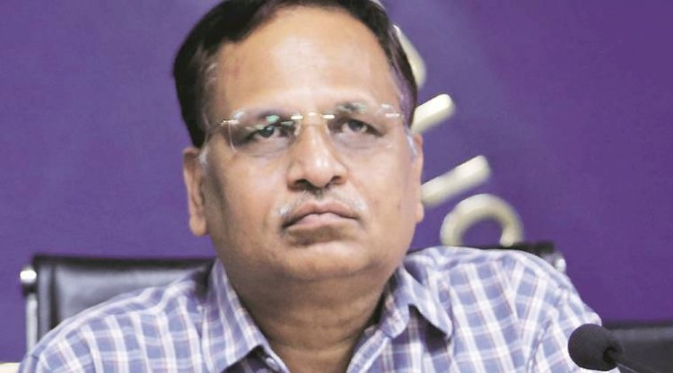 Delhi health minister Satyendar Jain shifted to Saket Max, will be given plasma therapy