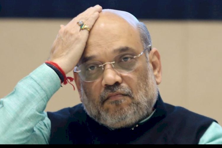 Rahul Gandhi should give up petty politics, stand with India, says Amit Shah