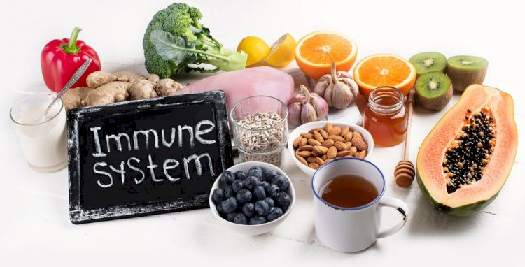Which foods boost the immune system?