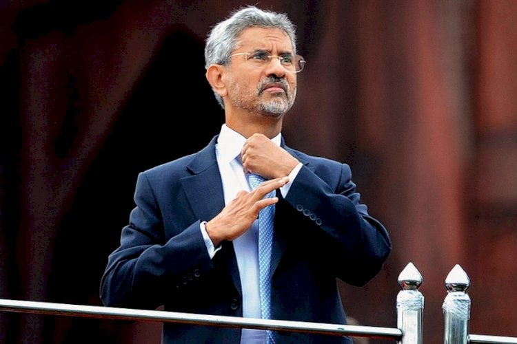 Jaishankar to join Chinese, Russian foreign ministers at RIC meet on Tuesday