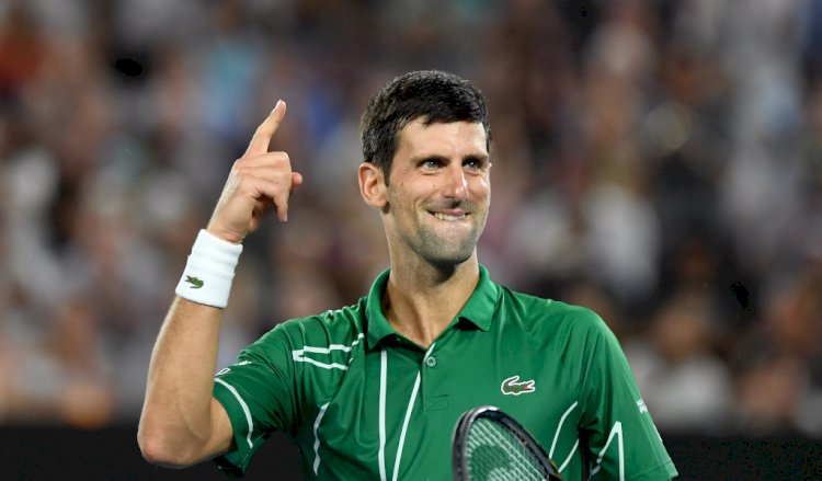 World number 1 tennis player Novak Djokovic tests positive for Covid-19
