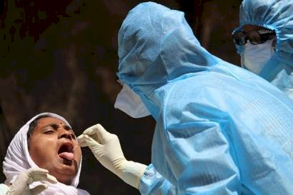 Nearly 17,000 coronavirus cases in India in 24 hours, death toll nears 15,000-mark