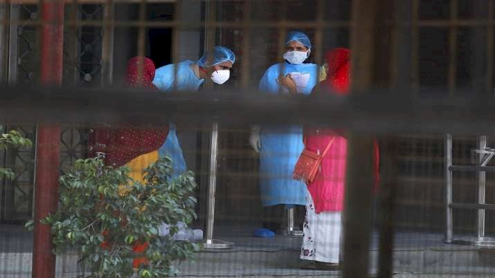 Coronavirus: 19,459 new cases, 380 deaths in 24 hours; India's caseload surges over 5.48 lakh