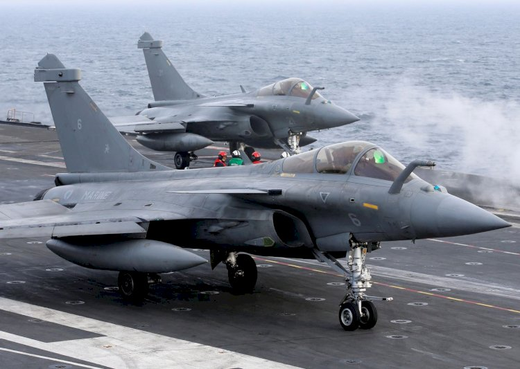 6 Indian Air Force Rafales to arrive on July 27, squadron to be combat ready by August