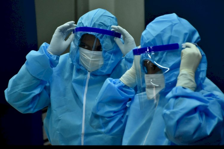 Govt allows export of COVID-19 PPE medical coveralls; monthly quota fixed at 50 lakh units