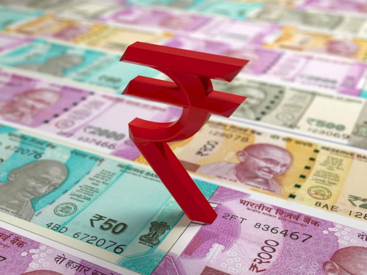 Rupee opens higher at 75.48 per dollar
