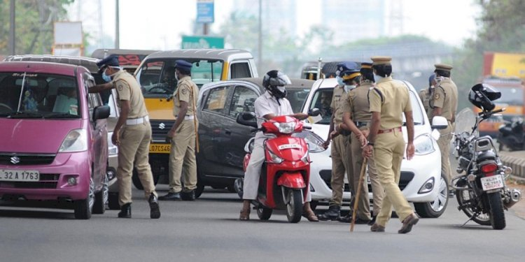 Triple lockdown in parts of Malappuram as coronavirus cases rise; 10,000 identified in contact tracing
