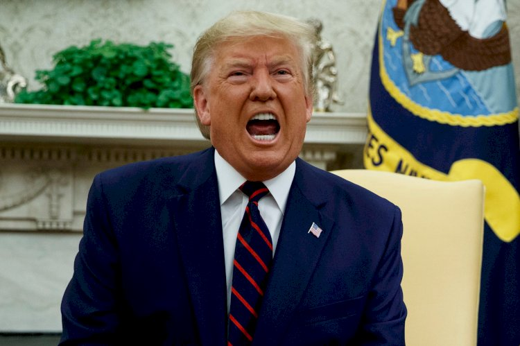 More and more angry at China, says US President Trump as death toll rises