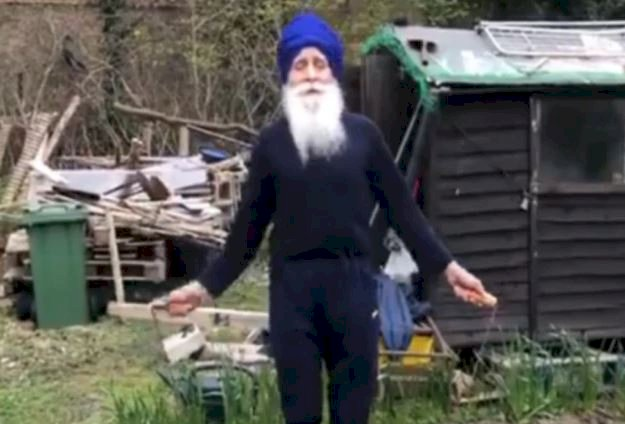 Skipping Sikh's daughter convinced him to make videos: Wanted elders to know age is just a number