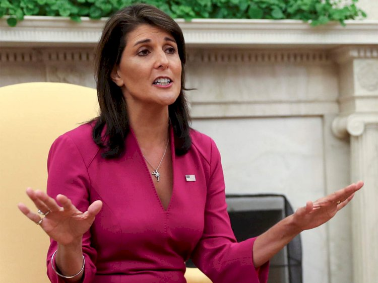 India continues to show China, it won't back down: Nikki Haley praises banning 59 Chinese apps