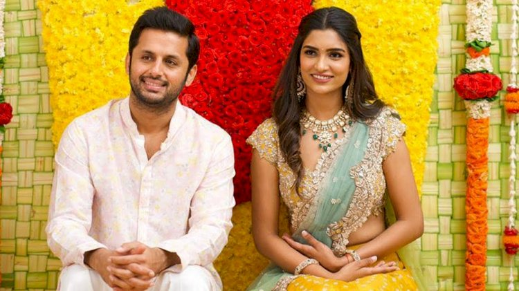 Nithiin and Shalini to get hitched on July 26
