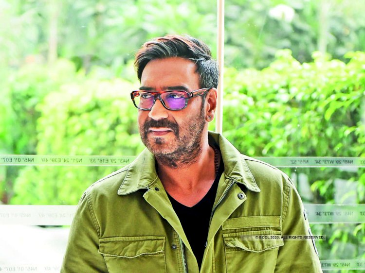 Ajay Devgn to produce film on India-China Galwan Valley clash