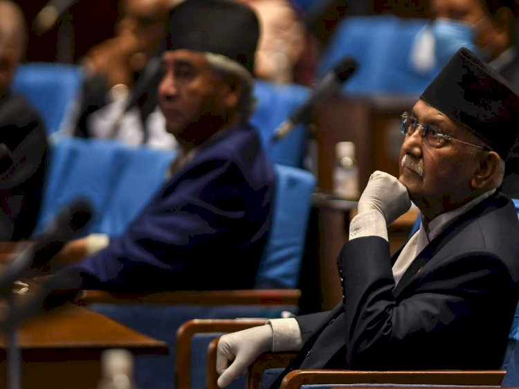 Nepal PM KP Oli faces heat from party, ruling NCP in danger