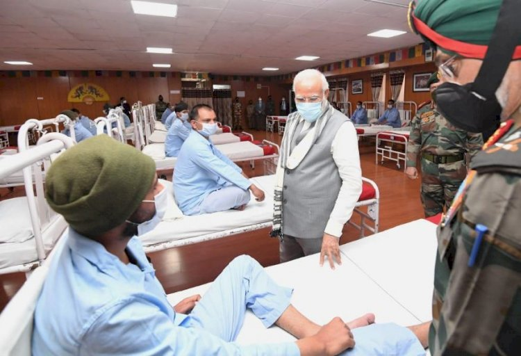 Unfortunate, malicious: Army slams critics for doubting treatment of injured soldiers at Leh hospital