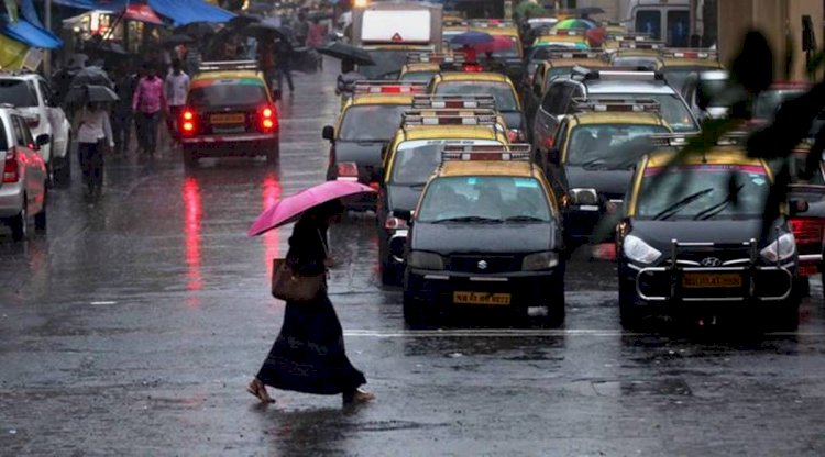 Mumbai receives heavy rainfall, flood situation in Assam remains grim with people in 20 districts affected