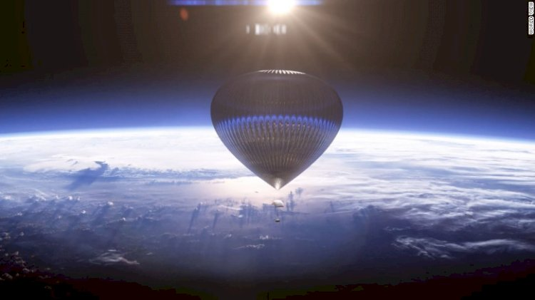 A Balloon Ride To The Edge Of Space? It Could Soon Be Reality