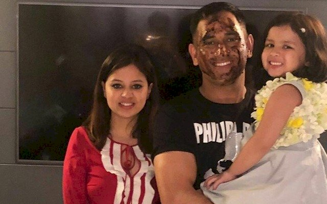 Greyed a bit more, smarter and sweeter: Sakshi wishes husband MS Dhoni on his 39th birthday