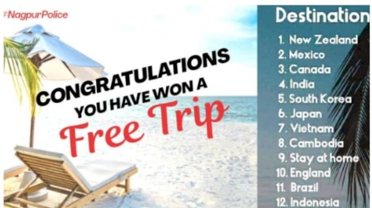 Planning a vacation? Participate in Nagpur Police's epic travel contest to win free trip