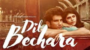 Dil Bechara title track teaser out