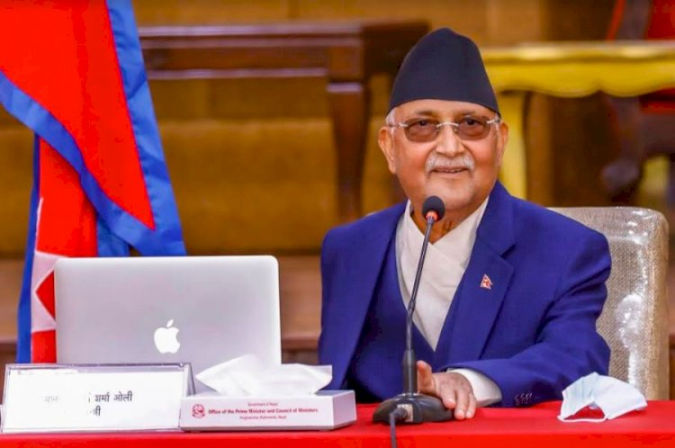 Nepal's ruling communist party's meet to decide PM Oli's future deferred for a week over floods
