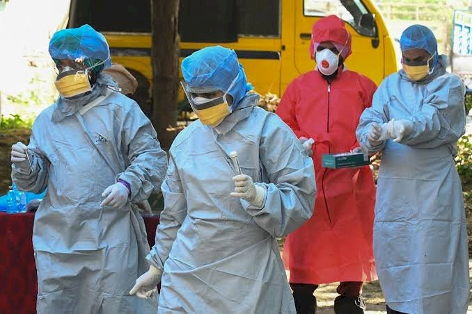 27,114 new coronavirus cases push India's tally to over 8.2 lakh, death toll at 22,123