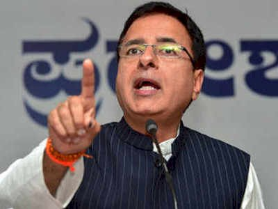 Congress in touch with Sachin Pilot: Randeep Surjewala