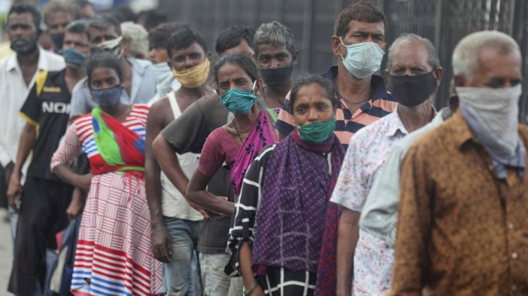 India registers 29,429 Covid cases, 582 deaths in 24 hours