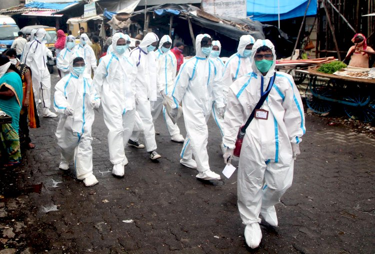 Coronavirus one-day cases cross 30,000 mark for first time; India's tally over 9.68 lakh