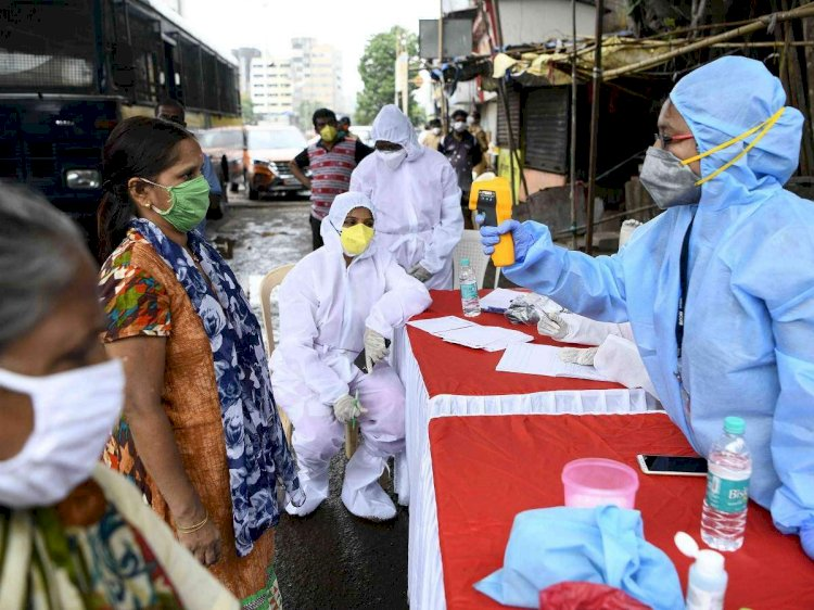 India reports record single-day jump of nearly 35,000 coronavirus cases, 687 deaths