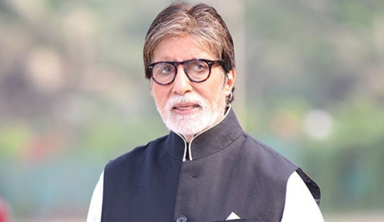 Amitabh Bachchan's late-night Twitter writings continue, shares pic with son Abhishek Bachchan in a 'thank you' note to fans!