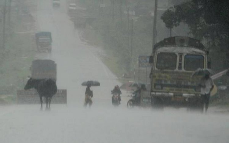 Heavy rains over north, northeast from July 19-21, may worsen flood situation: IMD