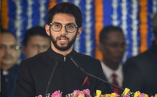 Aaditya Thackeray moves Supreme Court against Final year exams Decision