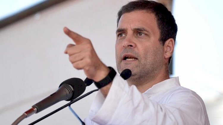 Rahul Gandhi, note your achievements: Union minister's biting comeback