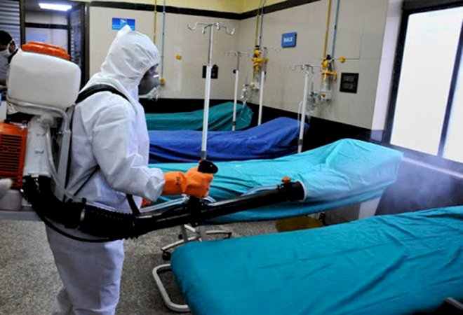 India records 1,129 coronavirus deaths, over 45,000 cases in biggest 24-hour spike