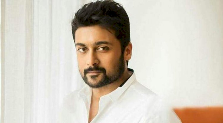 Suriya makes Instagram debut on his 45th birthday: Happy to be here