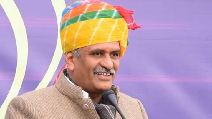Jaipur Court Directs Probe Against Gajendra Shekhawat Amid Allegations Of Attempt To Topple Gehlot Govt