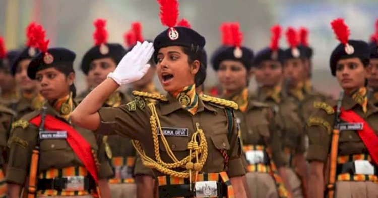Govt sanctions permanent commission to women officers in all 10 streams of Indian Army