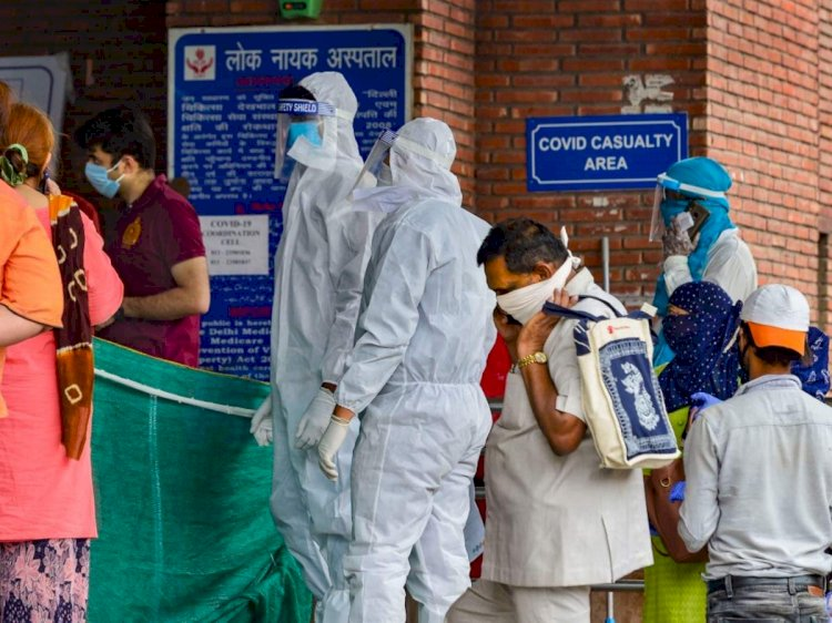India records biggest single-day spike of 49,310 cases