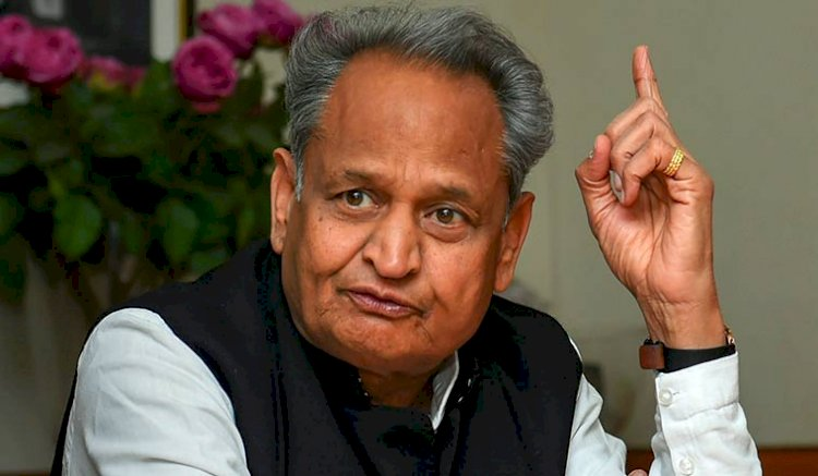CM Ashok Gehlot says Governor acting under Centre's pressure