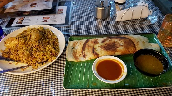Chicken biryani or masala dosa -- what did Indians order most during the lockdown?
