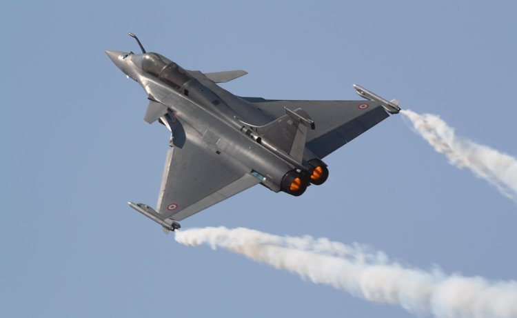 First 5 IAF Rafale fighter aircraft to take off for India from France on July 27