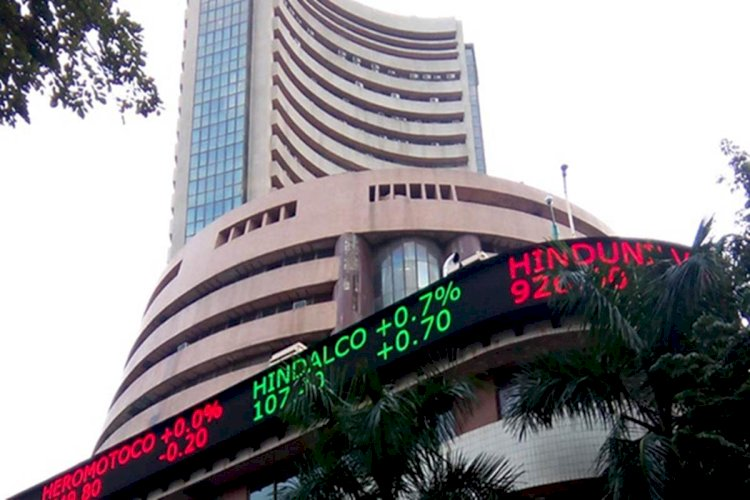 Sensex was up 160.05 points